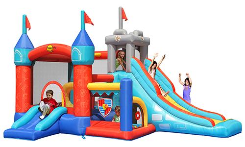 Skákací hrad - rytíř